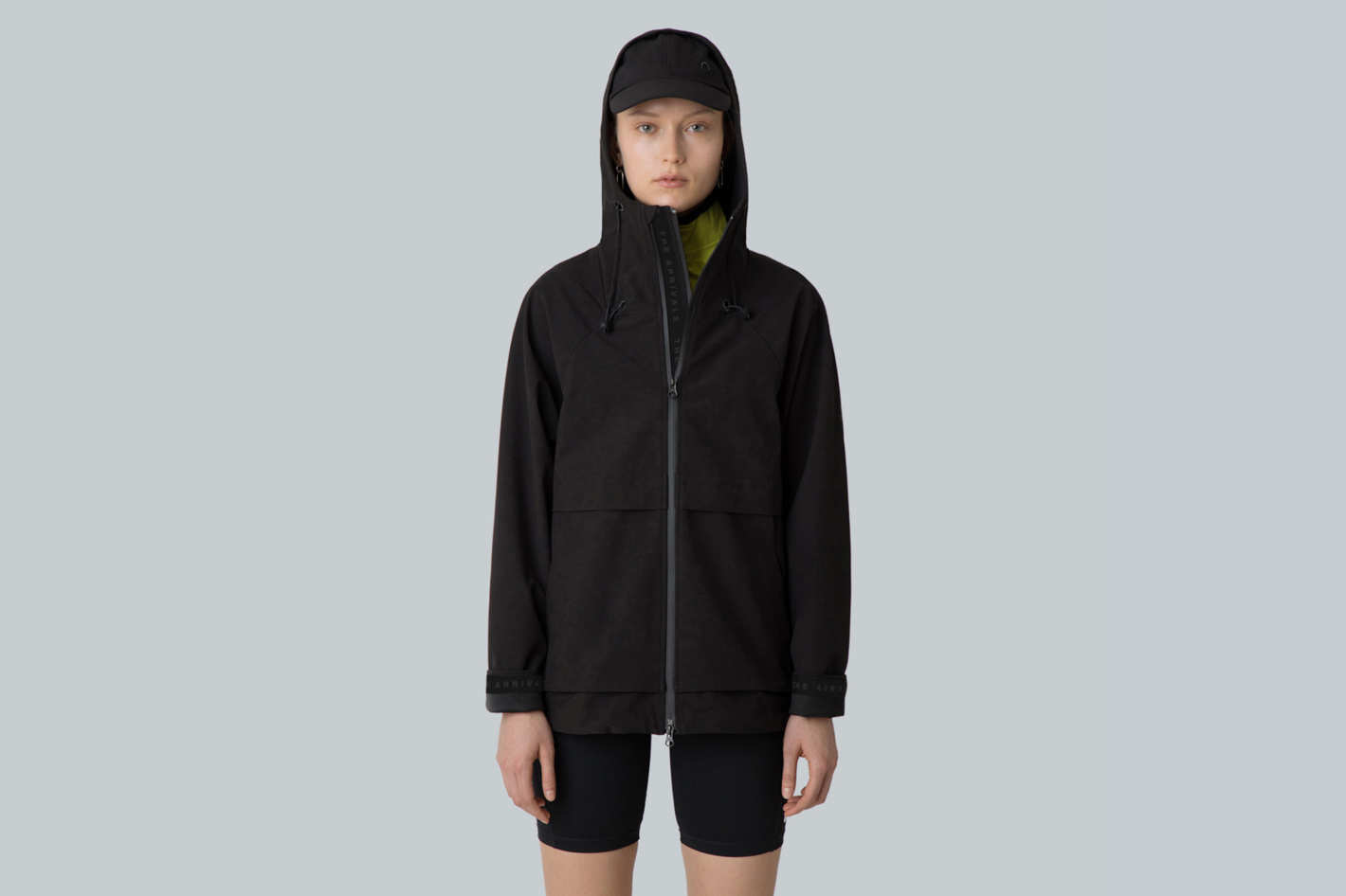 The Arrivals Larsen Sport Unisex Rain Jacket