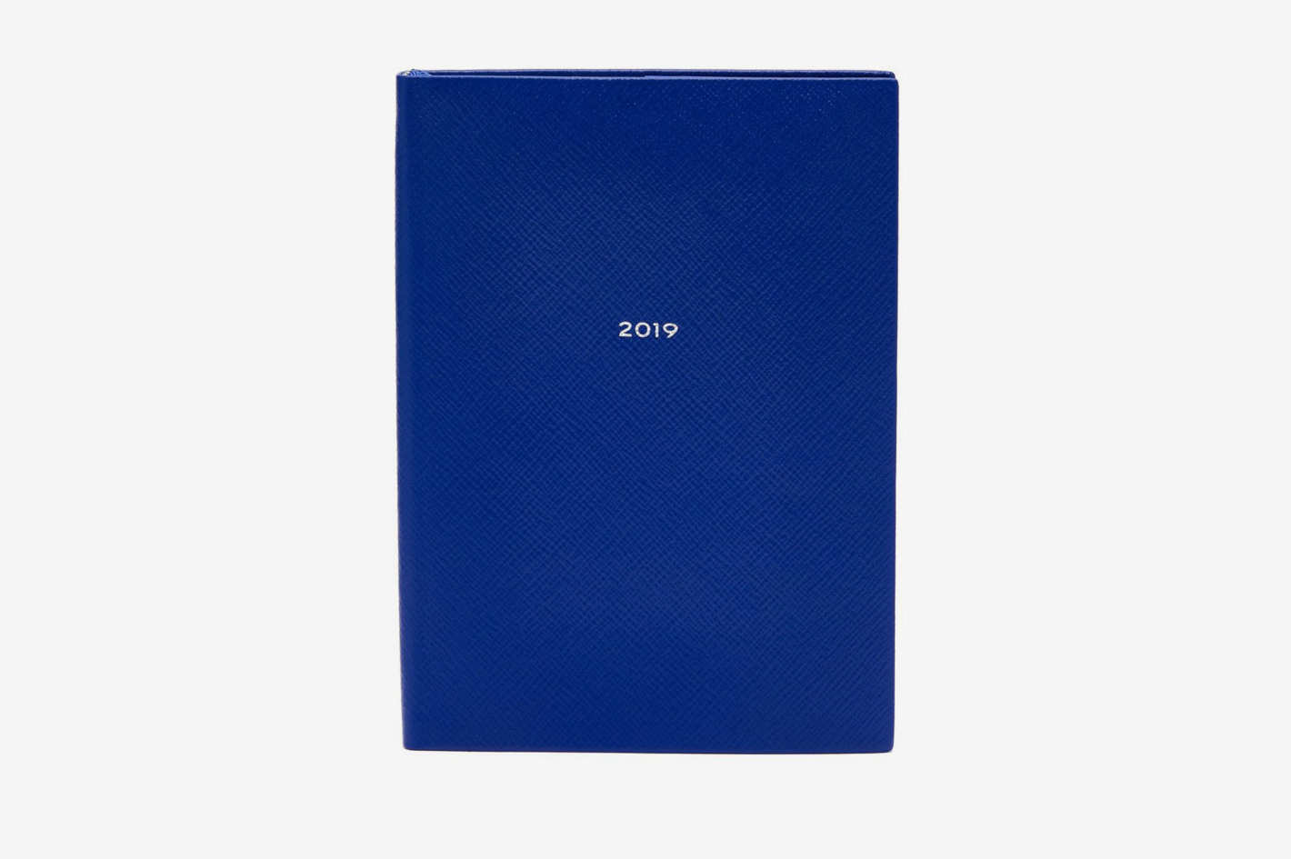 Smythson Soho 2019 Grained Leather Diary