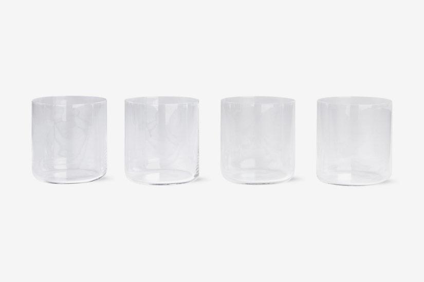 Nude Design Studio Finesse Whiskey Glasses