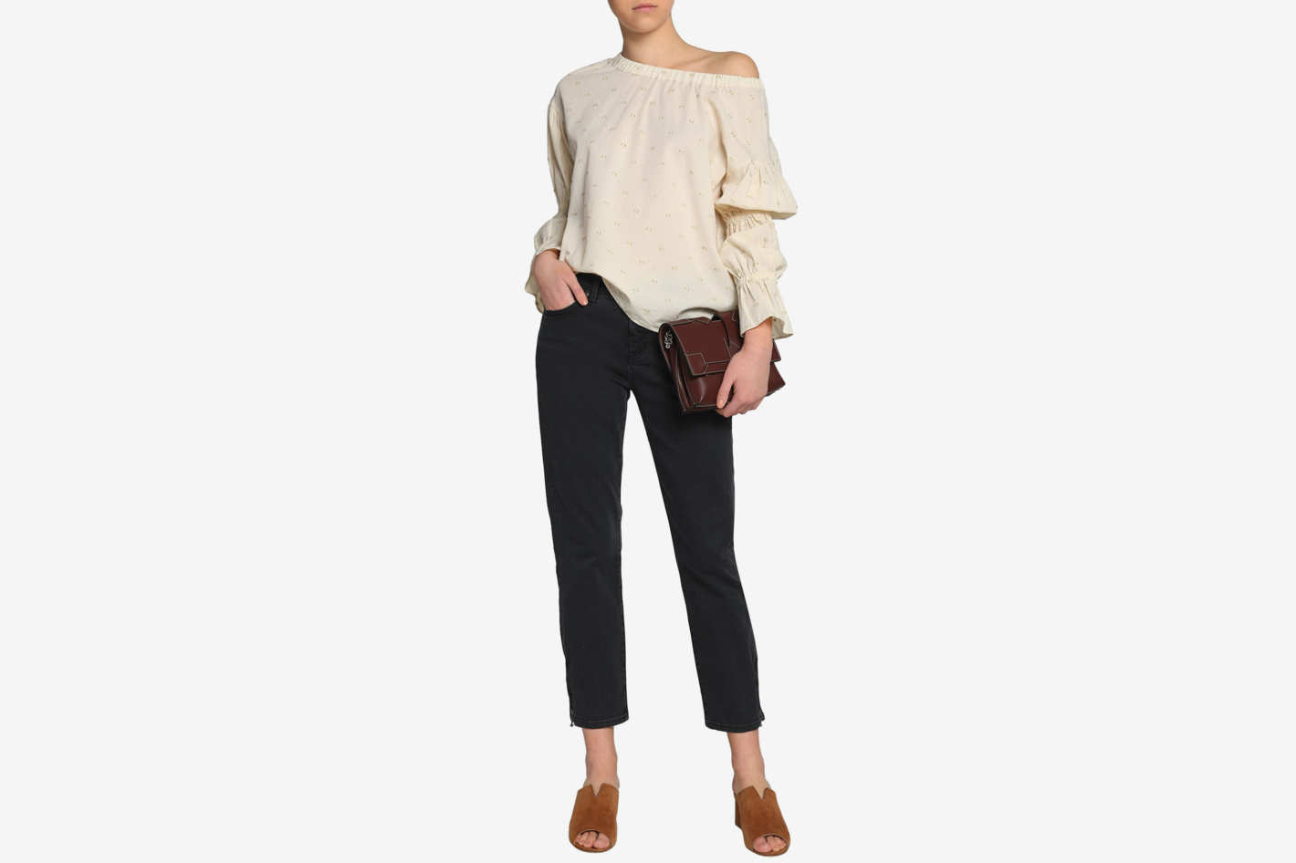 M.I.H. Jeans High-Rise Skinny Jeans