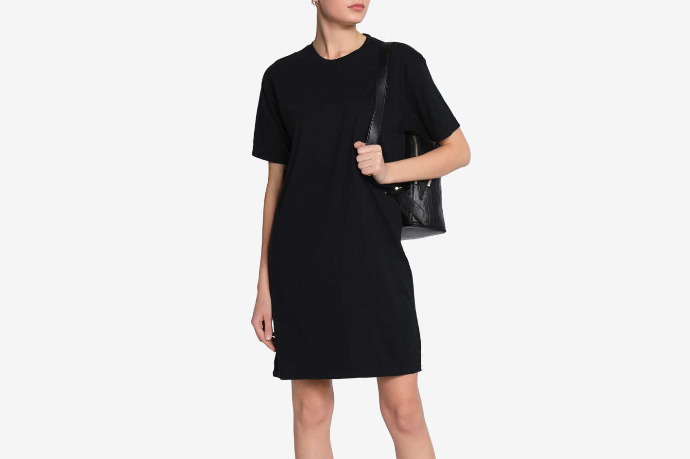 OAK Cotton Jersey Dress