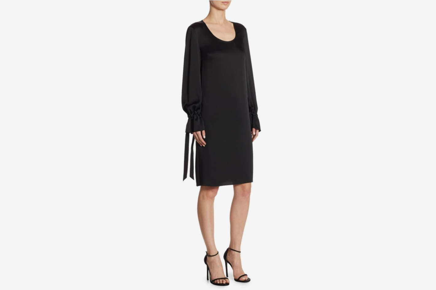 Elizabeth and James Easy-Fit Salome Cuff-Tie Dress