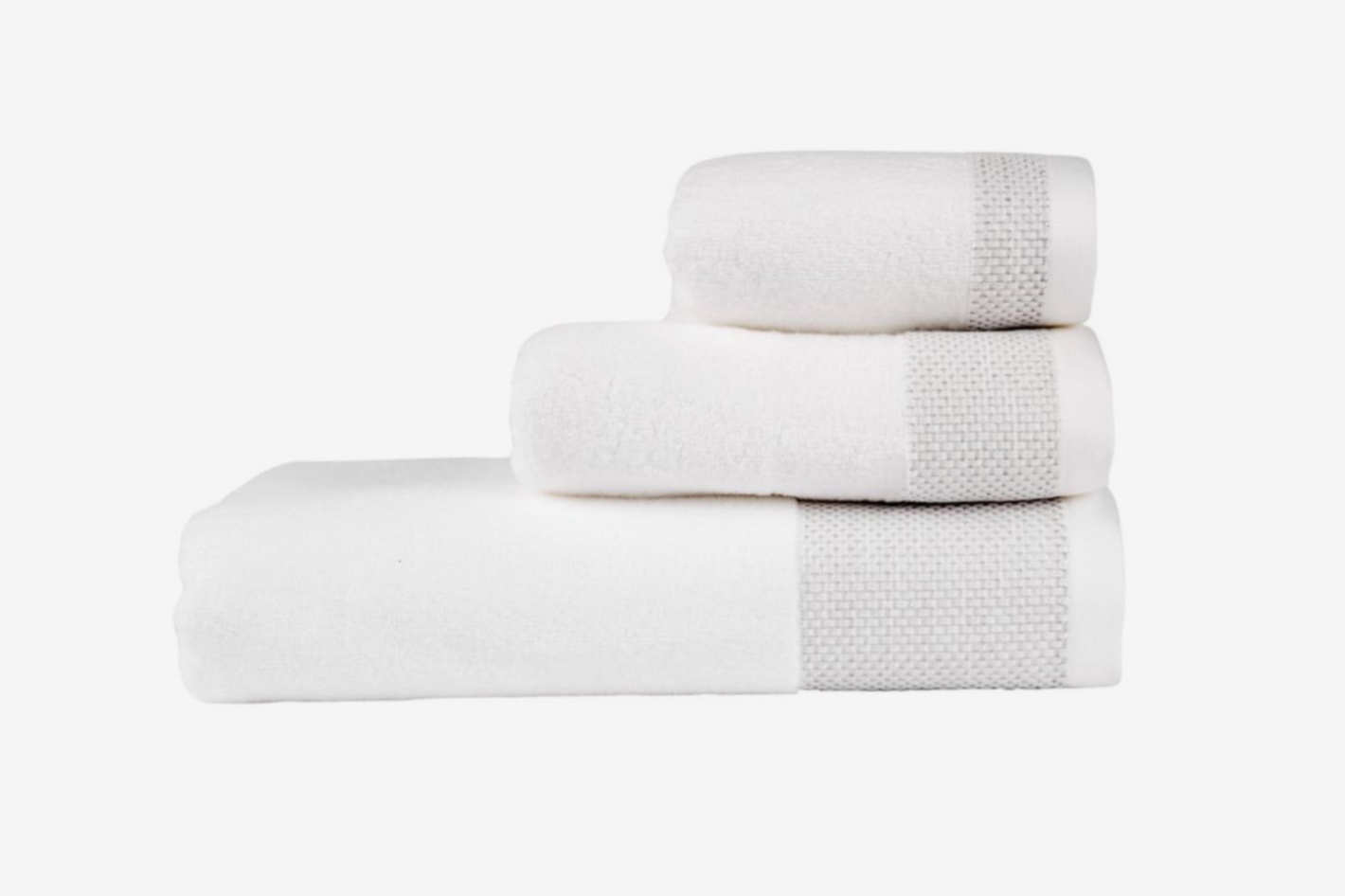 Christy Oxford Cotton Bath Towel
