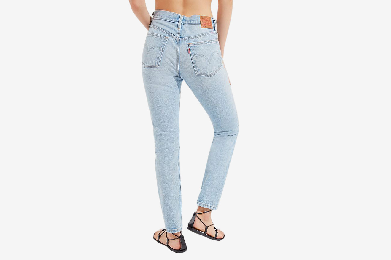 Levi's 501 Skinny Jean – Towards the Sun