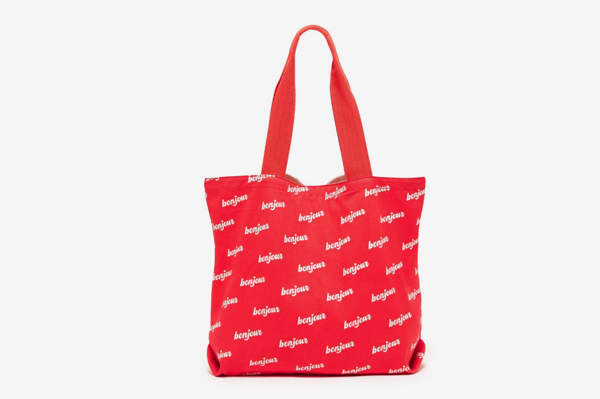 Ban.do Bonjour Big Canvas Tote