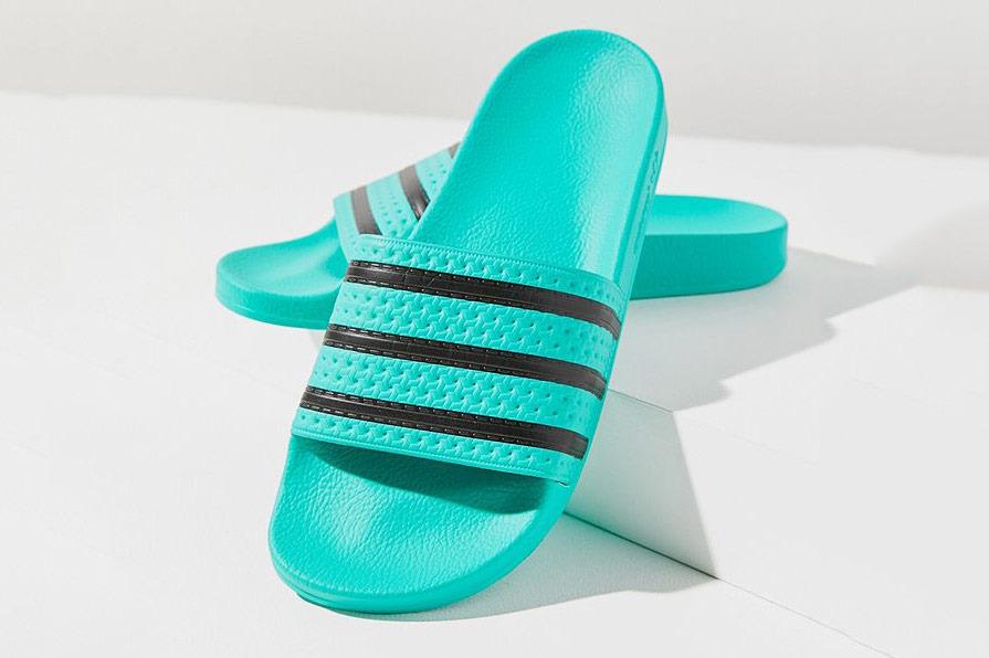 Adidas Adilette Mono Slide Sandal