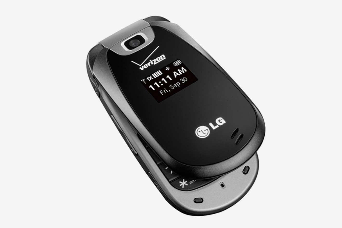 LG VN150 Revere Cell Phone