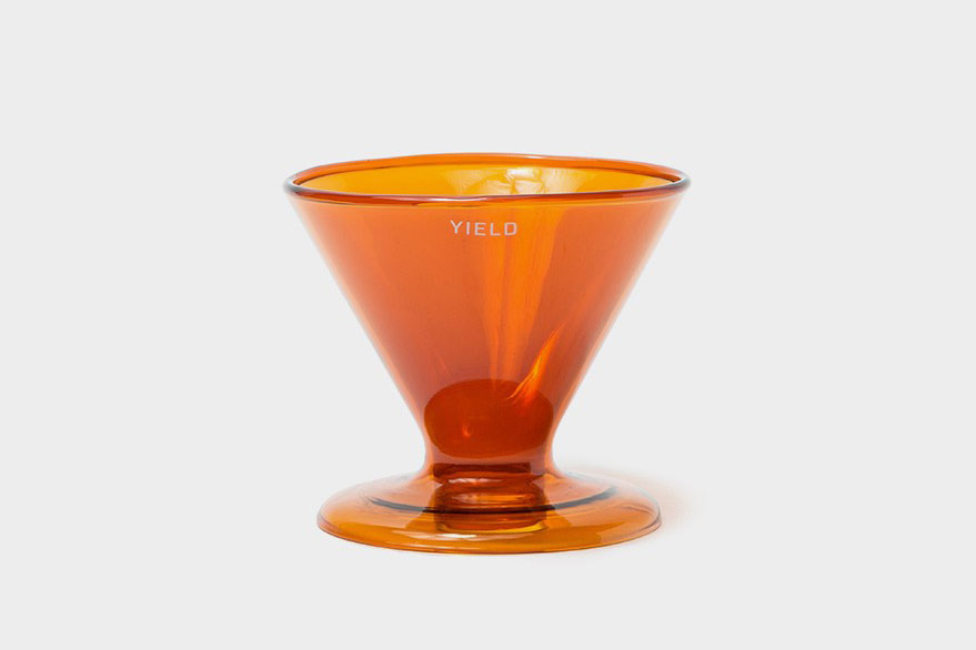 Yield Design Double Wall Pour Over Coffee Coffee Maker