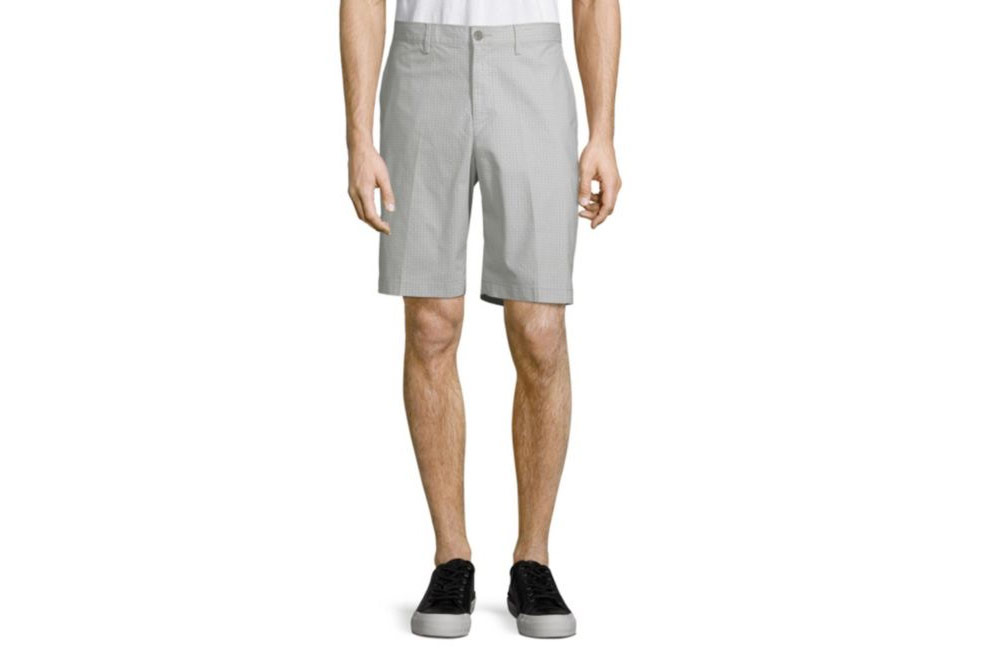 Original Penguin Straight-Fit Cotton Shorts