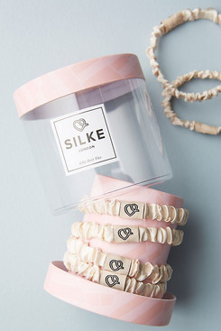 Silke London Silk Hair Tie Set