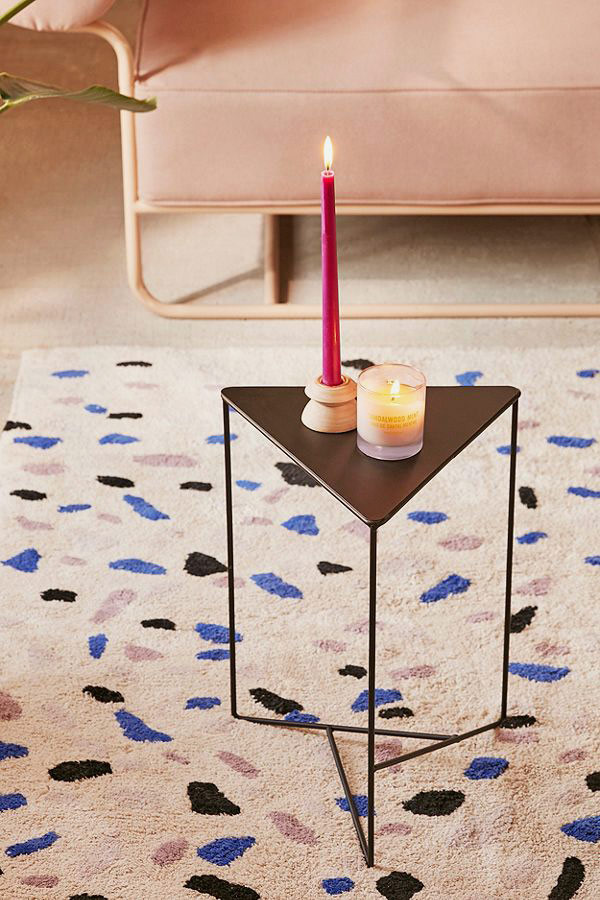 Urban Outfitters Triangle Side Table