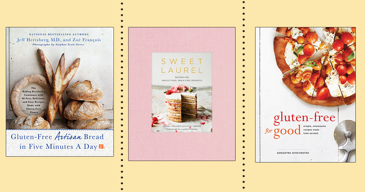 The Best Gluten-Free Cookbooks According to Bakers and Chefs