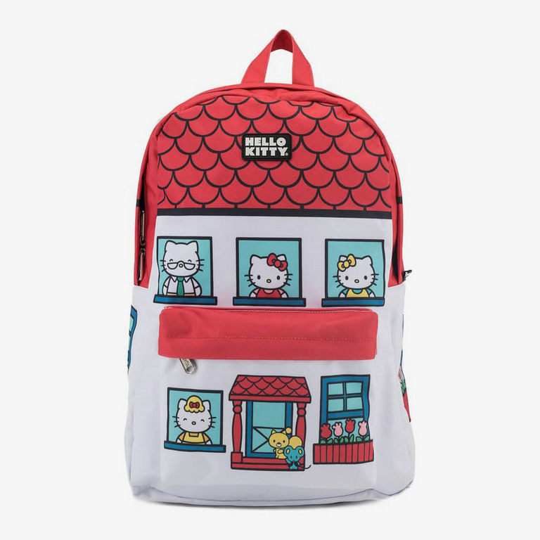 Loungefly x Hello Kitty House Backpack