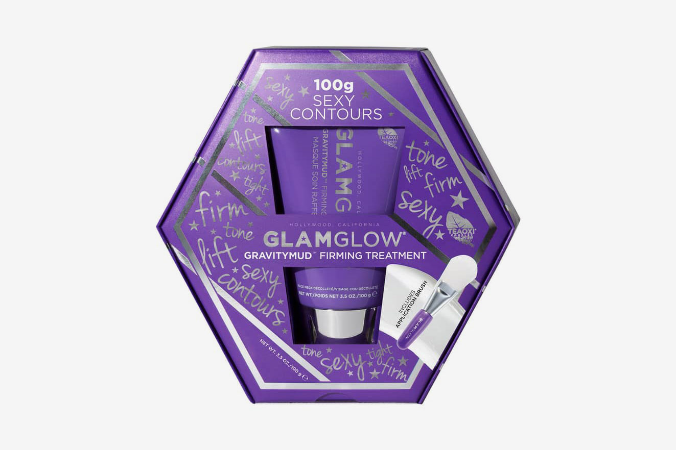 Glamglow Jumbo Size GRAVITYMUD Firming Treatment Set