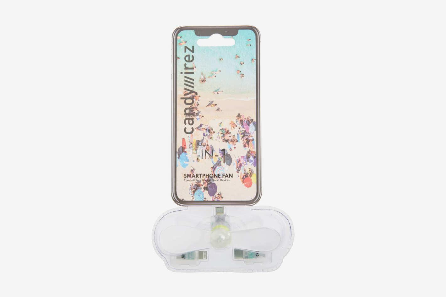 Candywirez Smartphone Fan