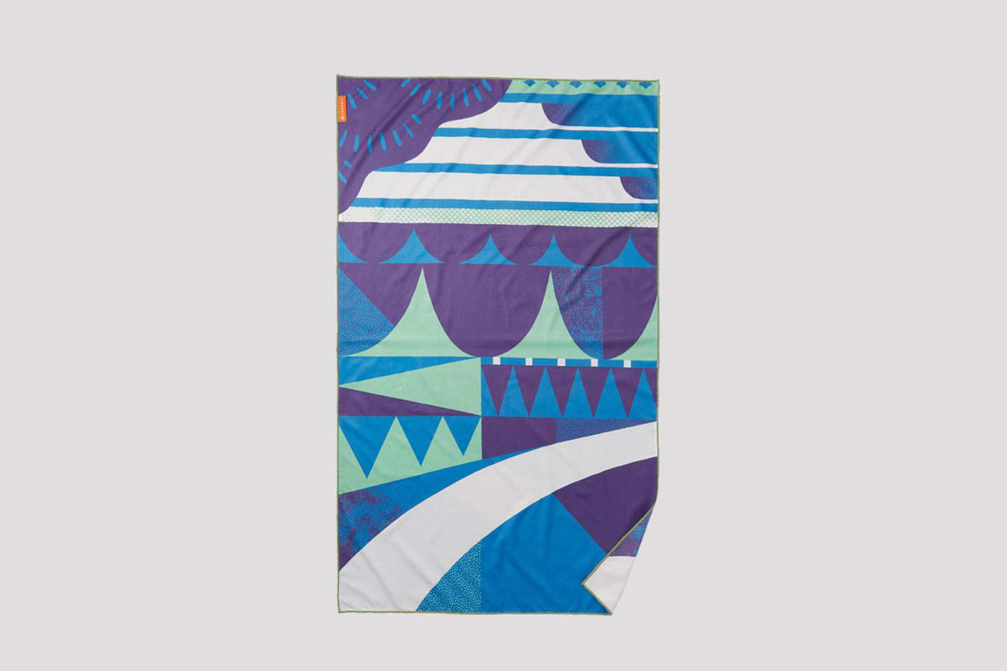 Bramble Outdoor Camp Towel - Andrew Holder Exclusive