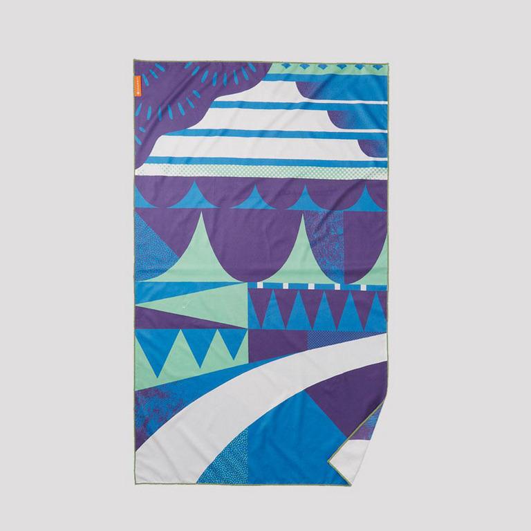 Bramble Outdoor Camp Towel - Andrew Holder Exclusive