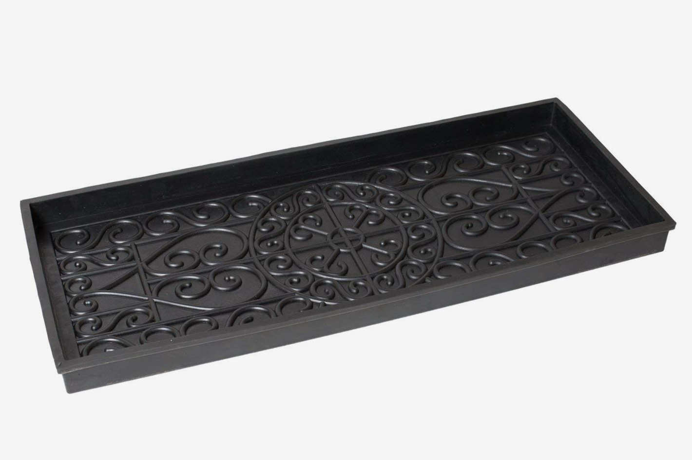 "BirdRock Home Rubber Boot Tray (34"" x 14"")"