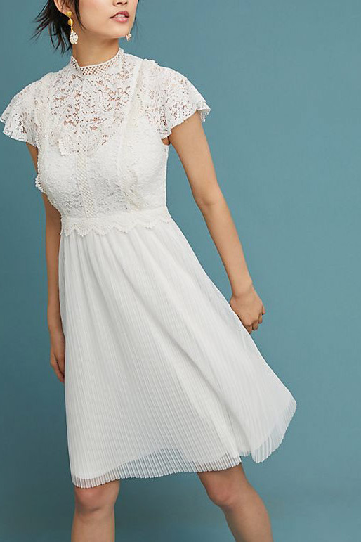 Greenwich Lace Dress