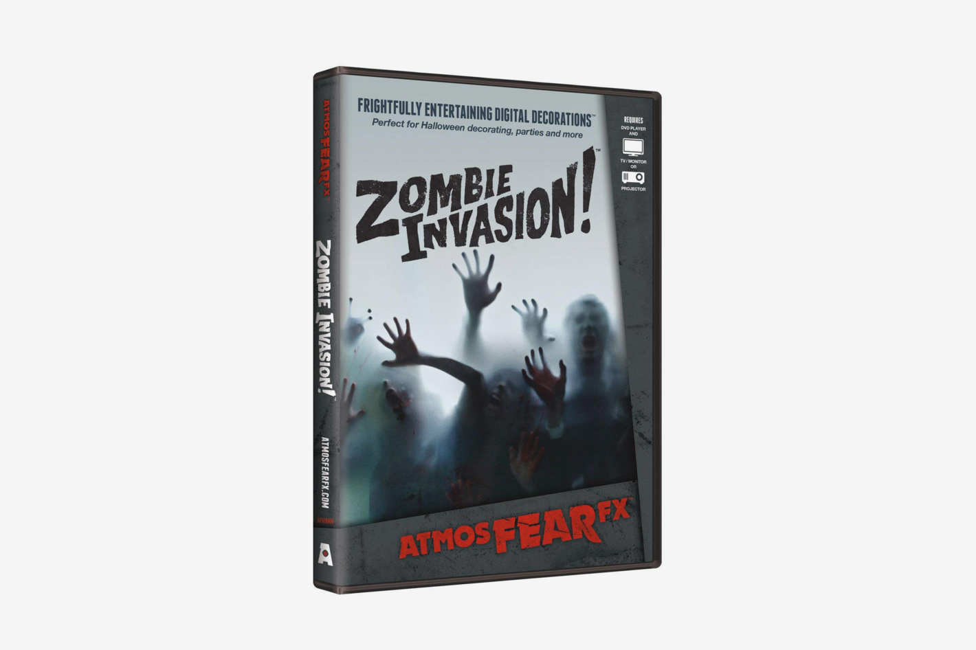 AtmosFX Zombie Invasion! Halloween Digital Decorations