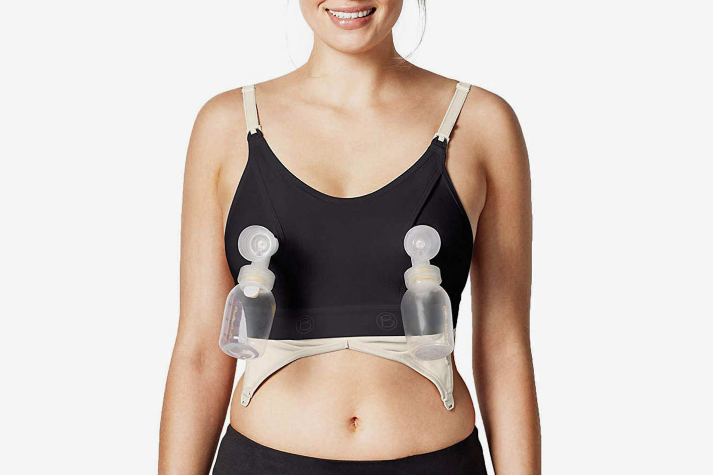 Bravado Designs Womens' Clip and Pump Hands-free Nursing Bra Accessory