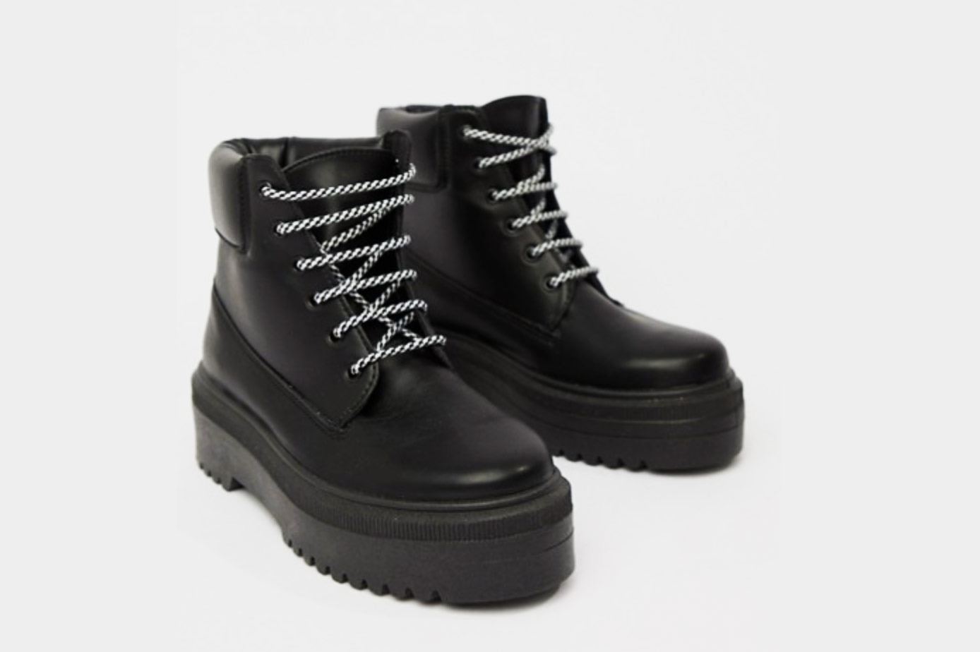 ASOS  Almighty chunky hiker boots