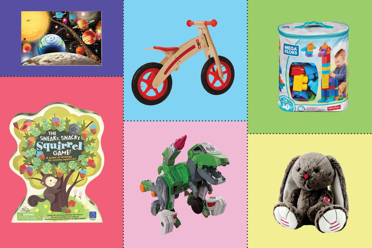 The Best Gifts for a 3-Year-Old, According to Child Therapist 11 Toys 3-Year-Olds 2018