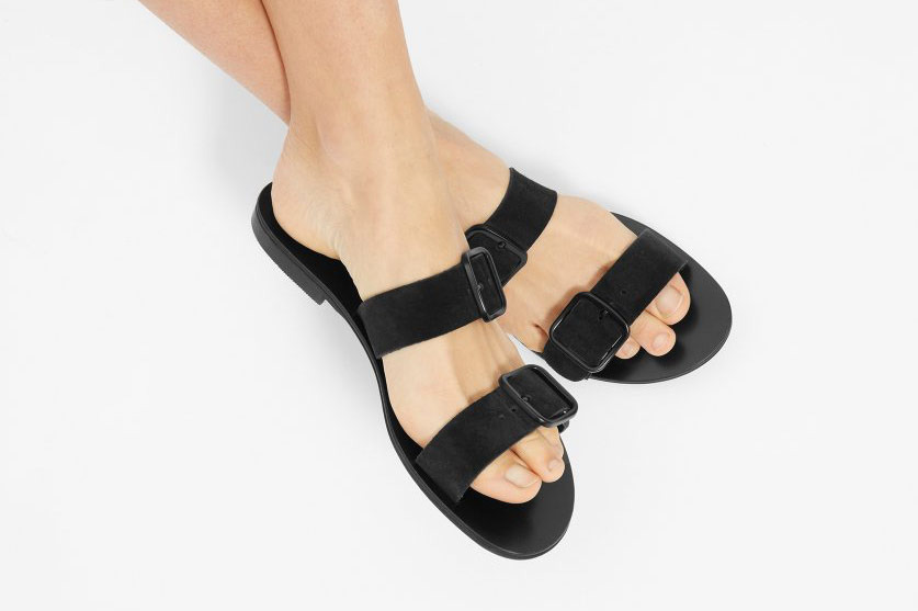 Everlane Modern Buckle Sandal