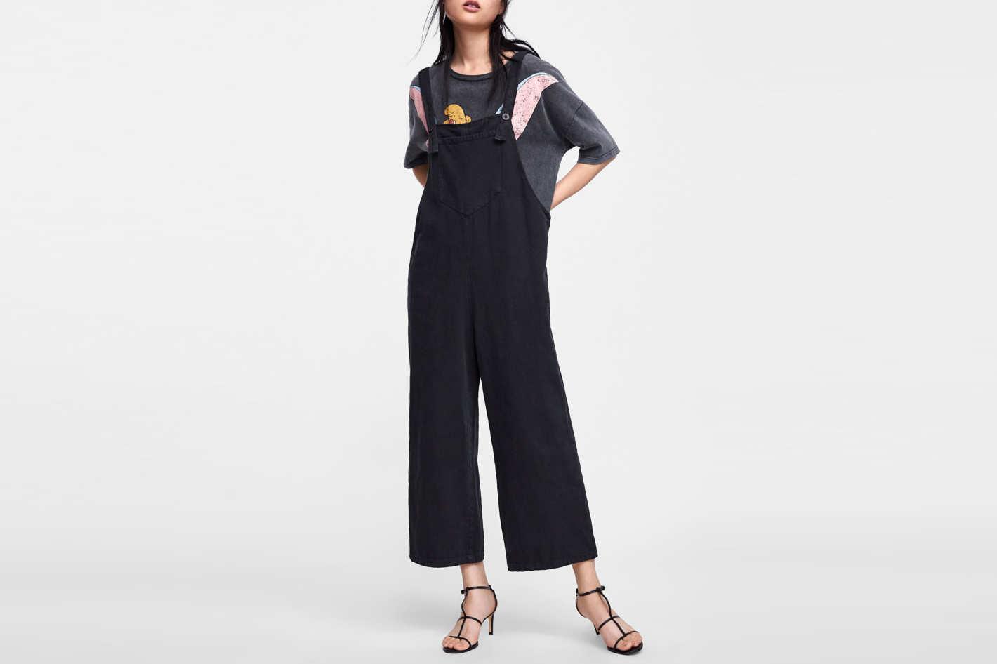 Zara Oversized Jumpsuit