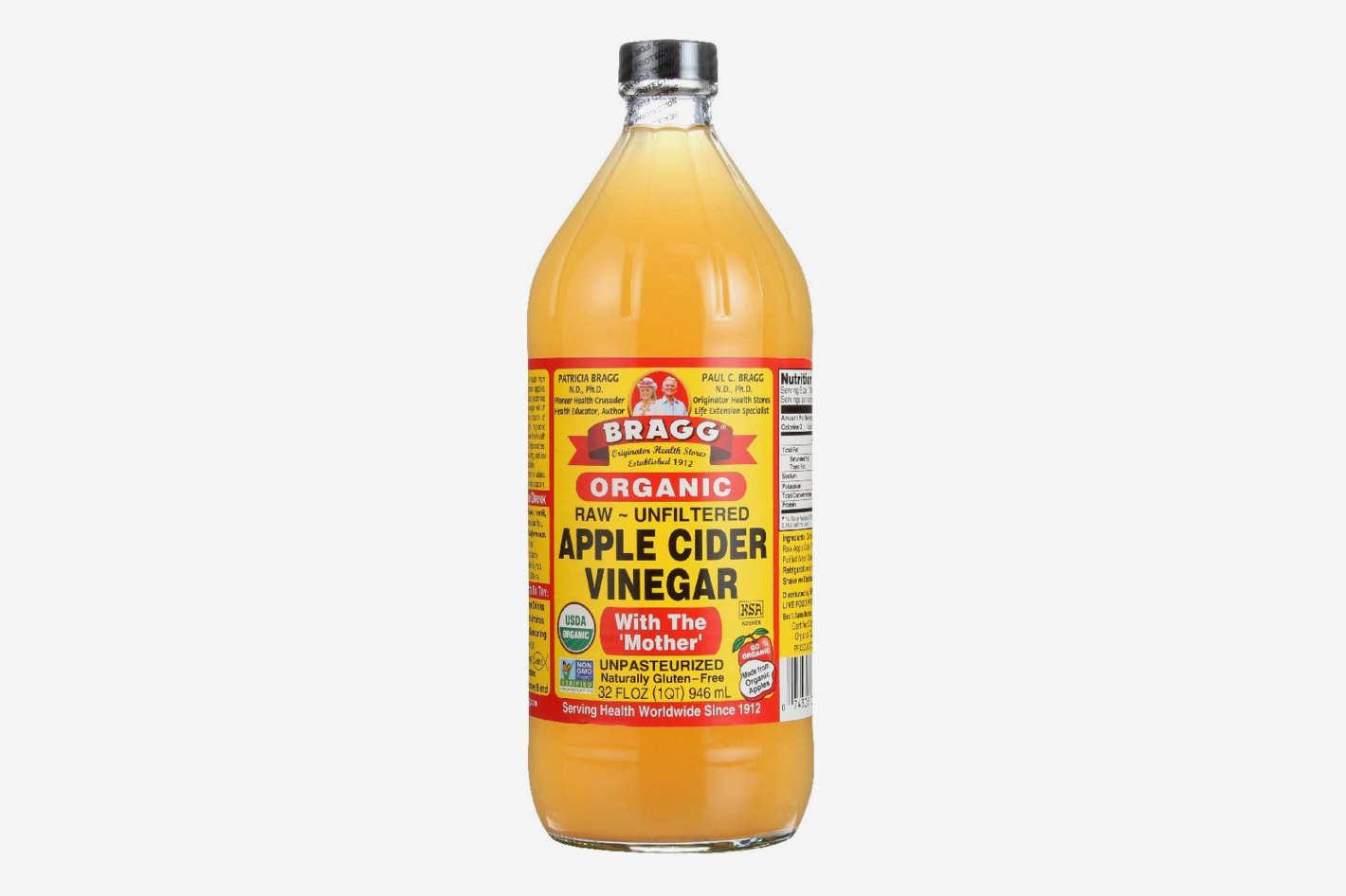 Bragg Organic Apple Cider Vinegar, Raw & Unfiltered