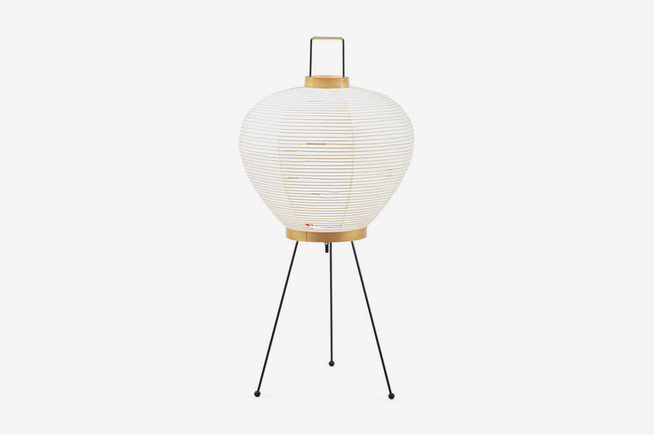 Isamu Noguchi Akari Table Lamp Model 3A