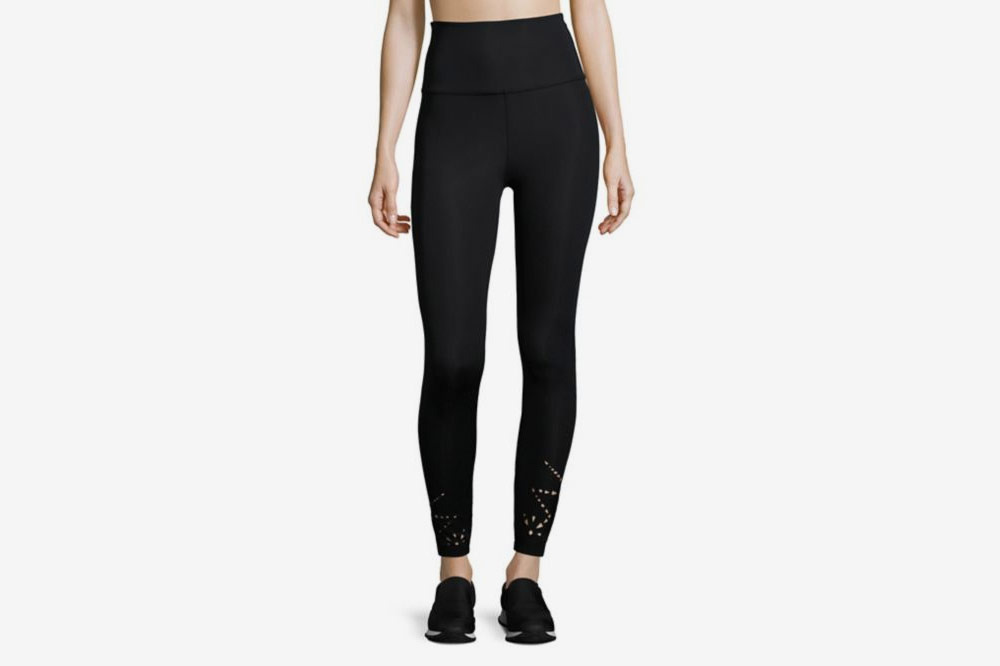 Beyond Yoga Knit Down High Waist Leggings