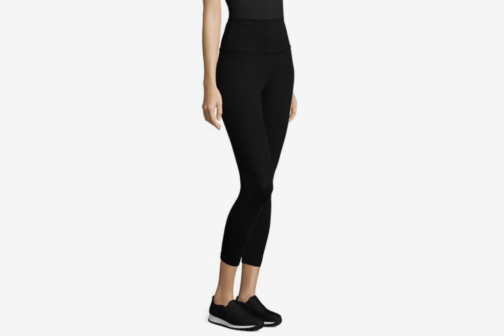 08ae7b4082 Beyond Yoga High-Waist Capri Leggings at Saks Fifth Avenue
