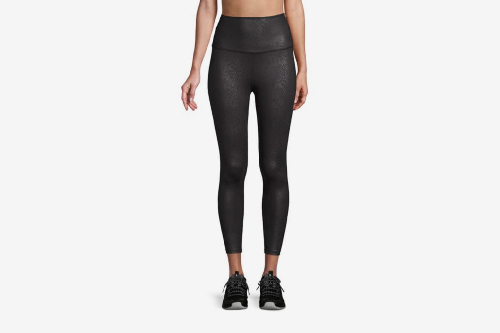 Beyond Yoga Viper High-Waisted Midi Leggings
