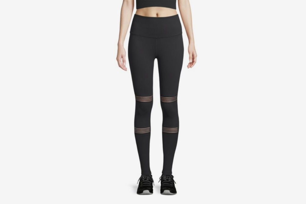 Beyond Yoga Mirage Cut Out Detailed Tights