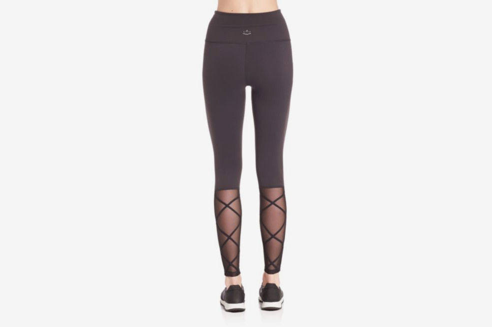 Beyond Yoga Mesh Back Leggings