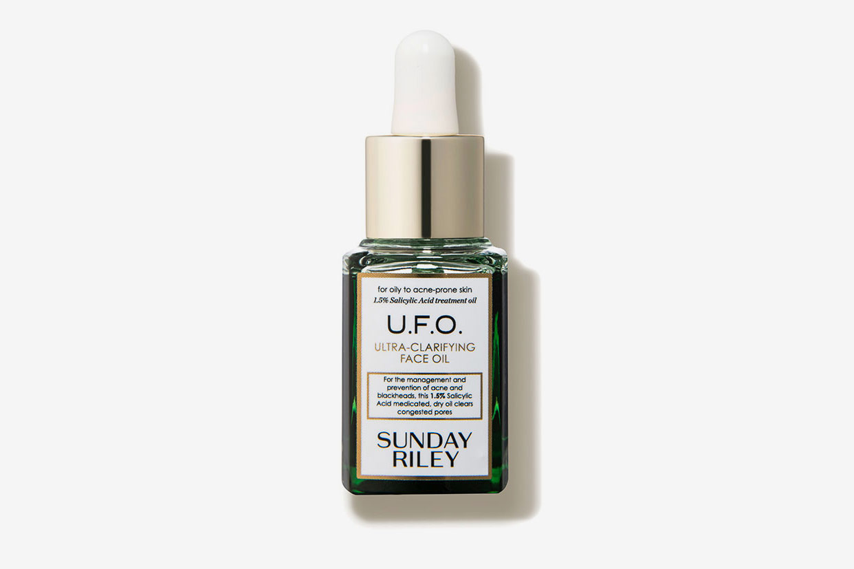 Sunday Riley U.F.O. Ultra-Clarifying Acne Treatment Face Oil