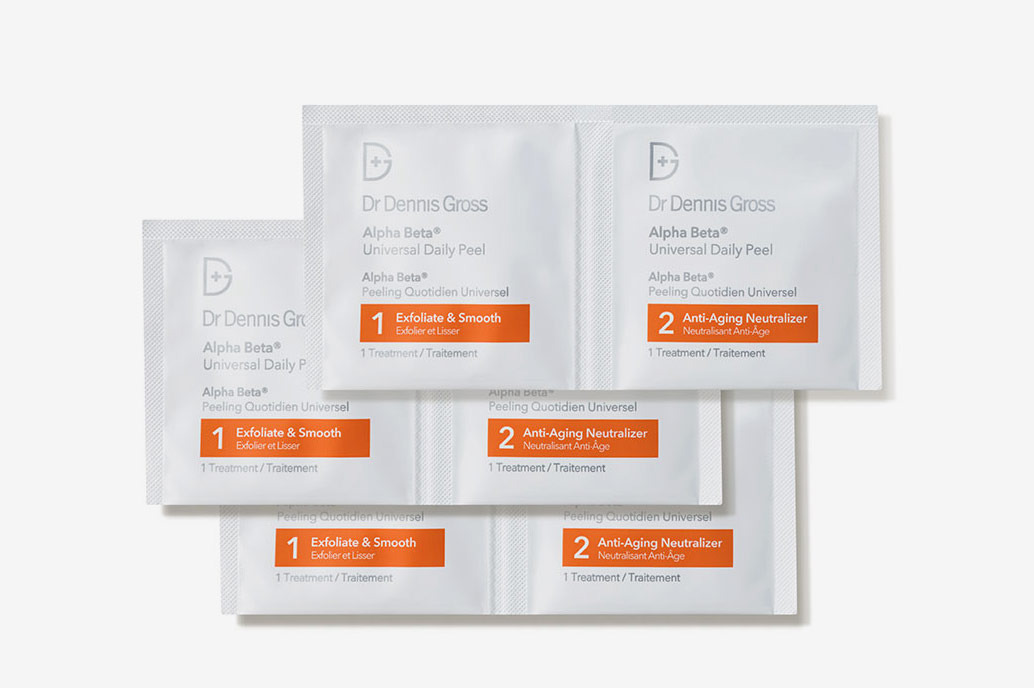 Dr. Dennis Gross Skincare Alpha Beta Universal Daily Peel - Packettes