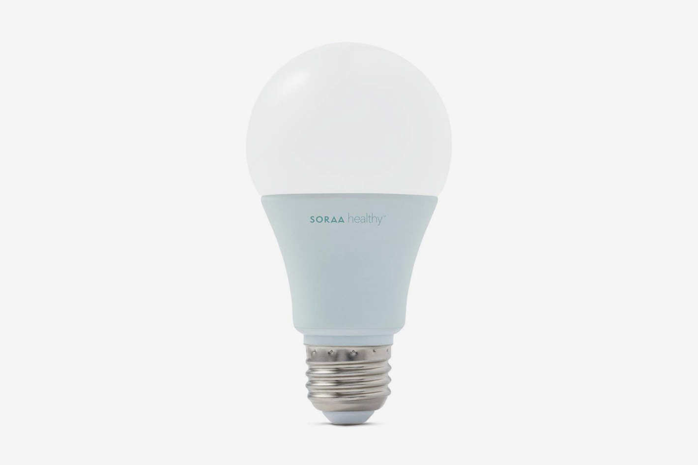 Soraa Healthy A19 LED Dimmable 600-Lumen Soft White