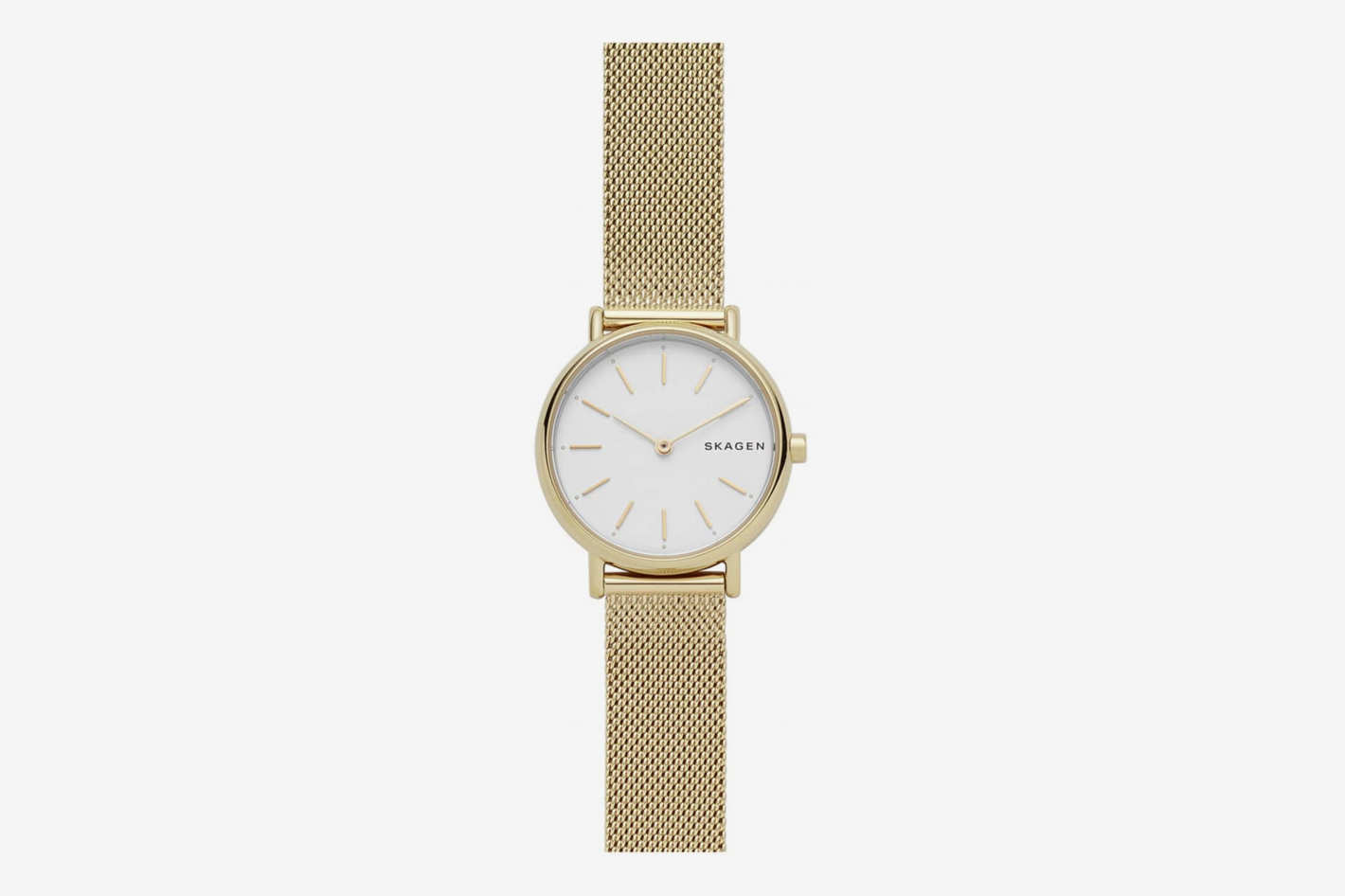 Skagen Signature Slim Mesh Strap Watch, 30mm