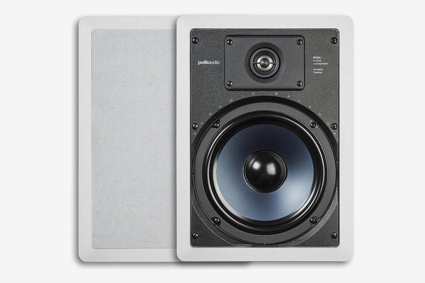 Polk Audio RC65i 2-Way In-Wall Speakers