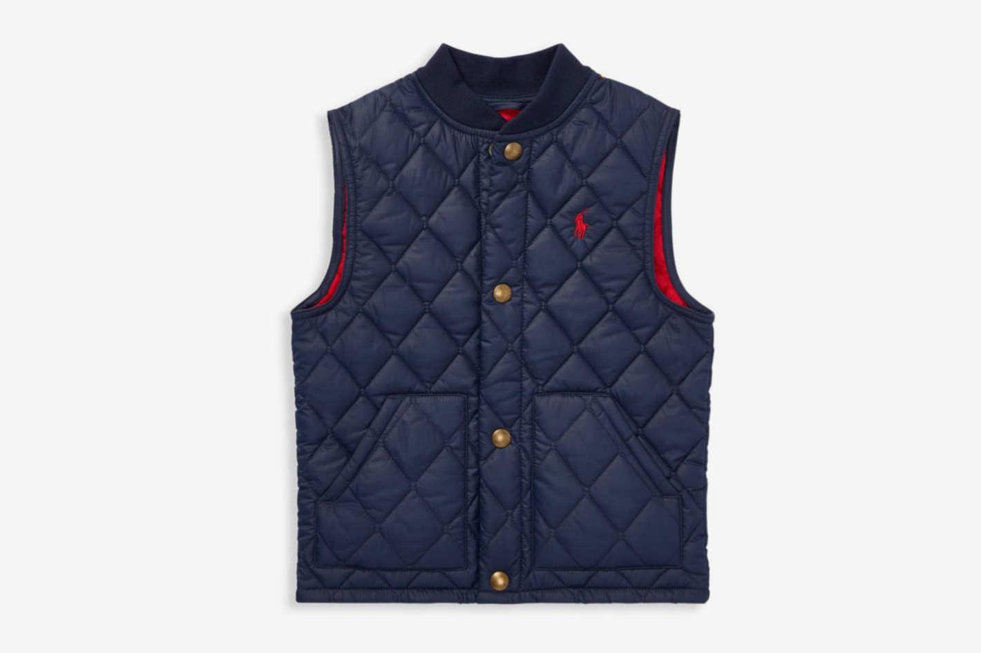 Ralph Lauren Little Boy's & Boy's Quilted Vest