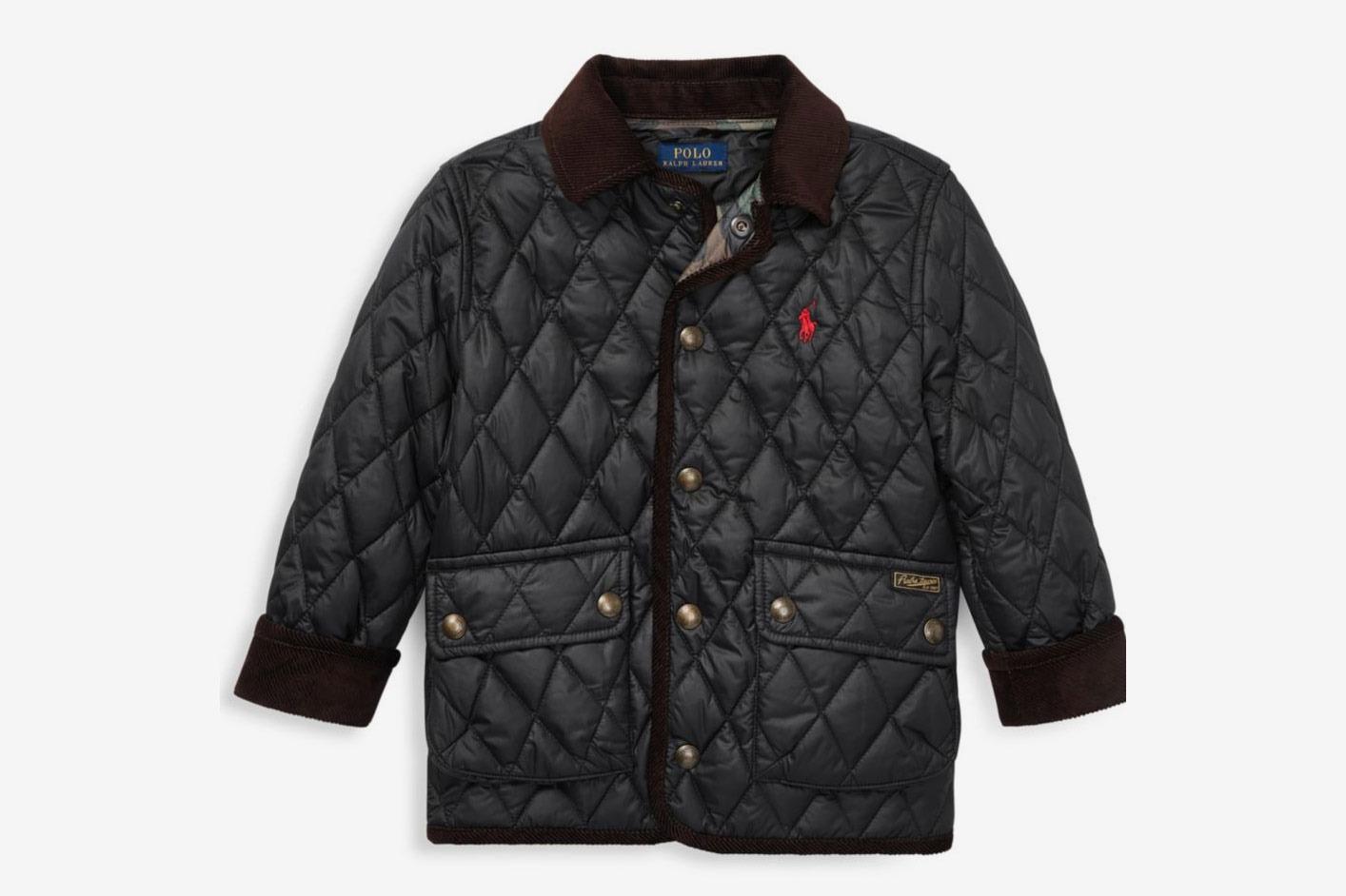 Ralph Lauren Little Boy's & Boy's Kempton Quilted Jacket