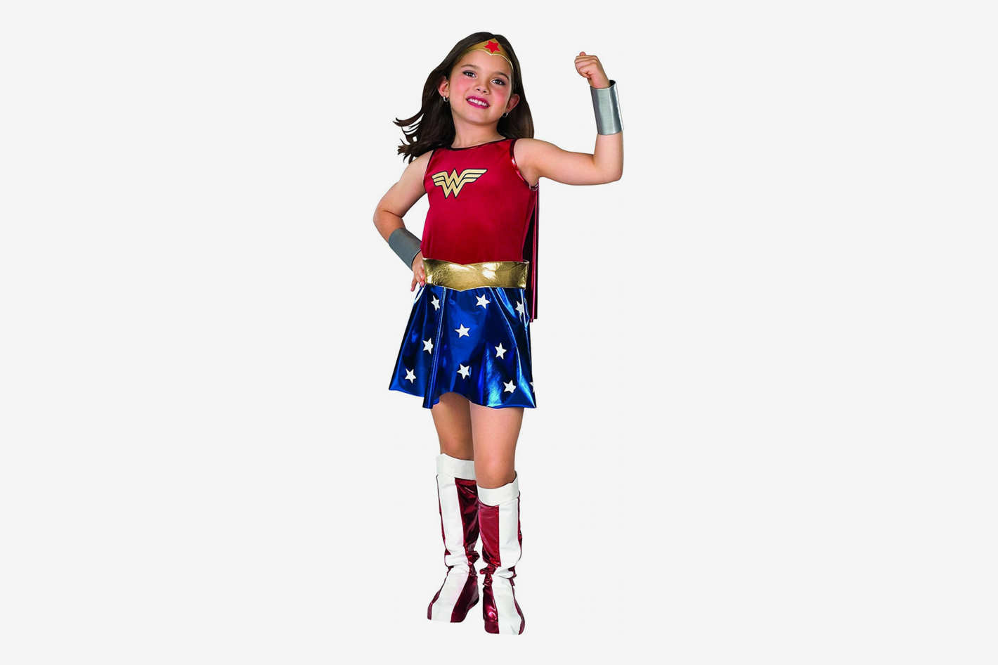 1bd124ca964 Super DC Heroes Wonder Woman Child s Costume