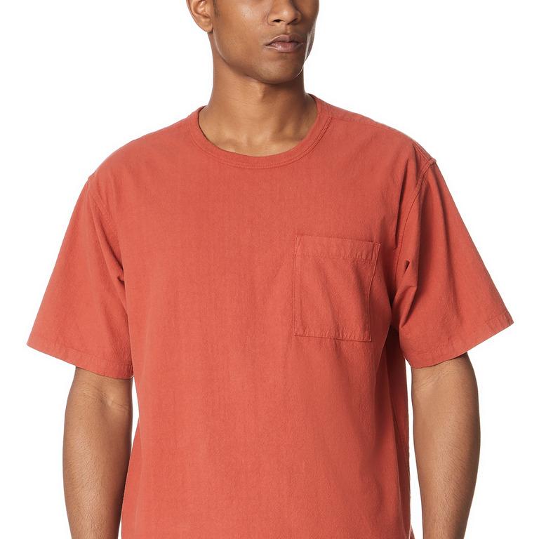 Saturdays NYC Maurice Crepe Shirt