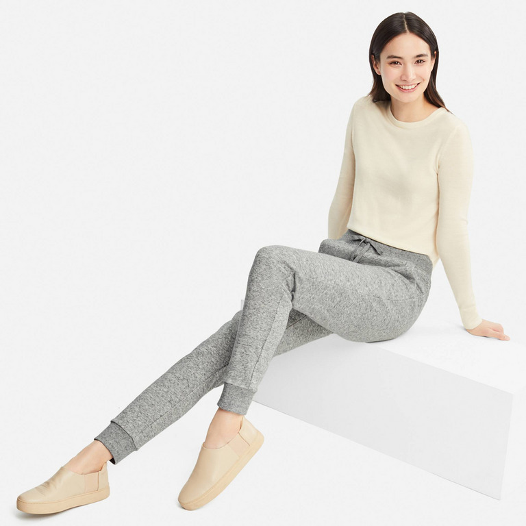 Uniqlo Women's Pile Lined Sweatpants