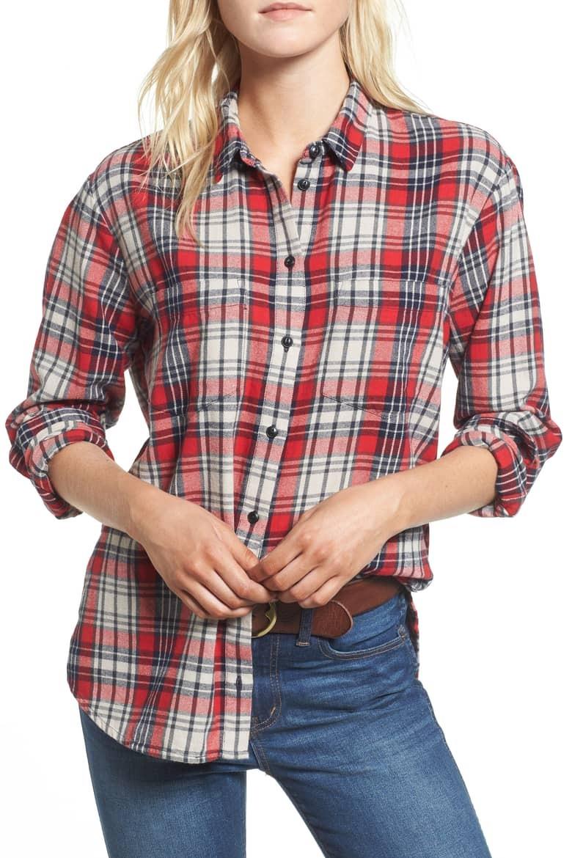 Madewell Classic Ex-Boyfriend Shirt