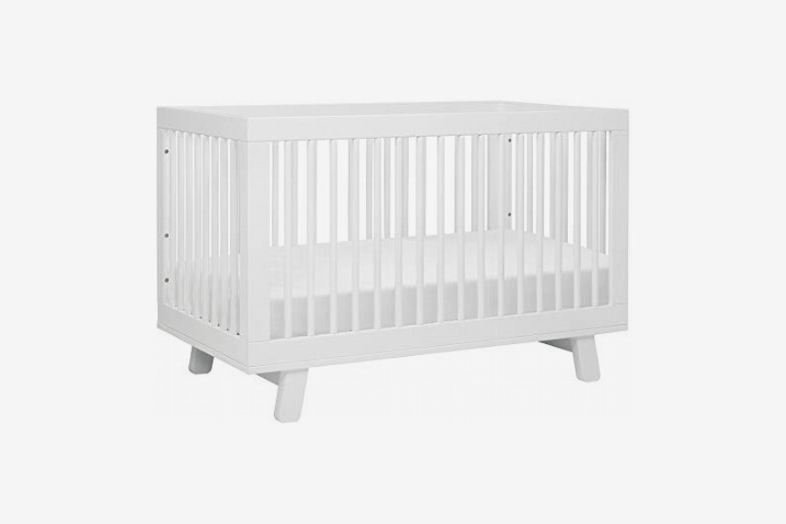 Babyletto Hudson 3-in-1 Convertible Crib, White