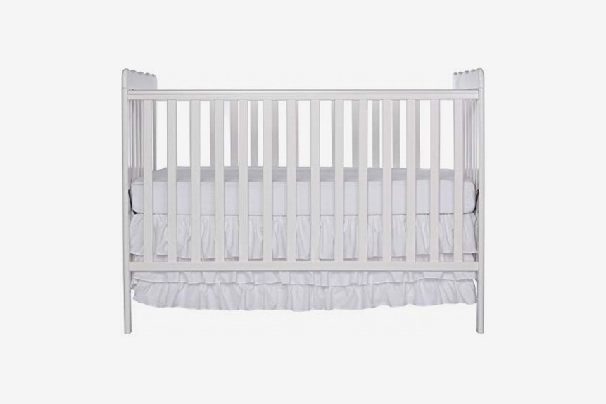 Dream On Me Carson Classic 3-in-1 Convertible Crib, White