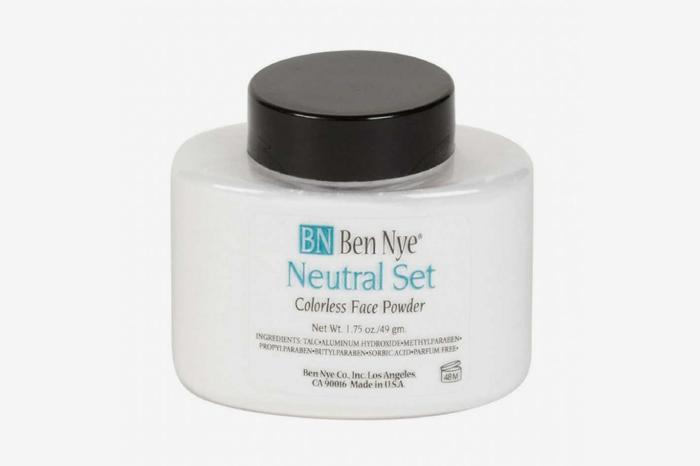 Ben Nye Neutral Set Colorless Powder